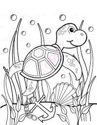 Small Picture free under the sea coloring pages to print free printable under