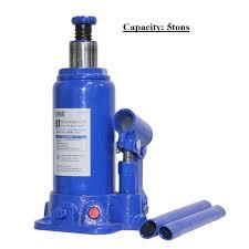 5T <b>Vertical</b> Hydraulic Car Jacks <b>Blue Color</b> European Standard (The ...