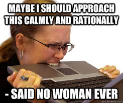 Crazy Women memes | quickmeme via Relatably.com
