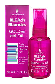 Buy <b>Lee Stafford Bleach Blondes</b> - Golden Girl Oil (50ml) at Mighty ...
