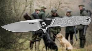 <b>RUIKE P875</b>-<b>SZ</b> - карманный <b>нож</b> с оригинальным оформлением
