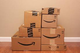 Image result for amazon boxes