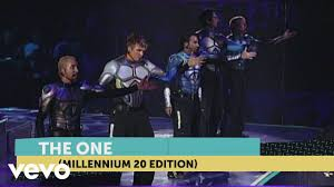 <b>Backstreet Boys</b> - The One (<b>Millennium</b> 20 Edition) - YouTube