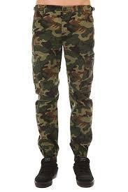 Купить штаны прямые <b>Skills Chino Pockets</b> Strap Street Camo в ...