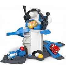 <b>Игровой набор</b> Robot Trains Дозорная <b>башня</b>, артикул: 80189 ...