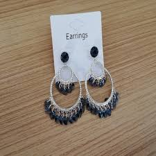 <b>Warme Farben</b> Crystal from swarovsky Drop Earrings for Women ...