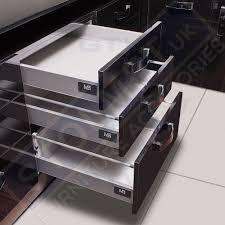 soft close drawers box: white soft close kitchen drawer runners system modern box mb like blum allsizes