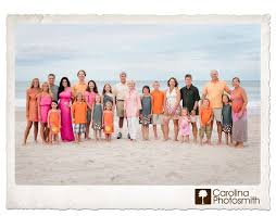 Large family of 22 in <b>pink</b>, <b>orange</b> and <b>grey</b>. Coordinated, but far ...