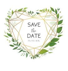 Geometric <b>Wedding Invitation Heart</b> Vector Images (over 1,000)