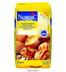 Купить <b>мука пшеничная НОРДИК</b>,2кг в торговых центрах METRO ...