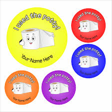 potty training new stickers and reward charts schoolstickers toilet training stickers
