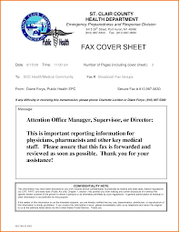 fax cover sheet medical financial statement form medical fax cover sheet images pictures becuo
