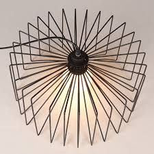 modern pendant light iron cage diy nordic loft american industrial pendant lamp restaurant bar led light cheap diy lighting