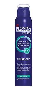 Deonica дезодорант - Все для дома