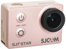 <b>SJCAM SJ7</b> Star, Rose Gold <b>экшн</b>-<b>камера</b>