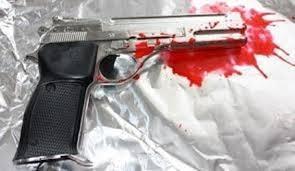 「shot by gun」の画像検索結果