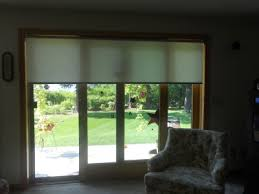 patio door shades