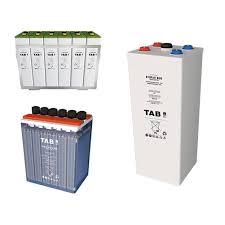 Стационарные <b>аккумуляторные батареи TAB</b> - купить у ...