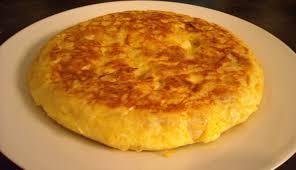 Bildergebnis für tortilla espanola