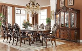 Traditional Dining Room Tables Mcferran Home Furnishings Collections Dining Room Collections