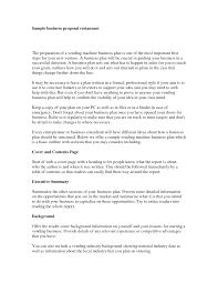 cover letter for restaurant proposal best restaurant cover letter examples livecareer builder resumes examples database