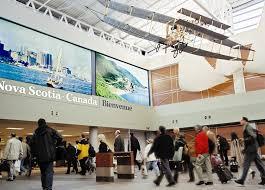 بعض مطارات كندا واحداثياتها
