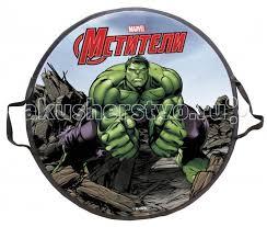 <b>Ледянка</b> Disney <b>Marvel Hulk 52</b> см - Акушерство.Ru