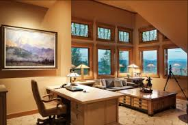 art deco craftsman house office leaded glass park city ut art deco office