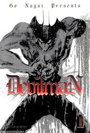Gō Nagai Devilman