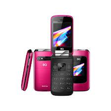 Мобильный <b>телефон BQ 2814</b> Shell Duo Mirror Pink — купить в ...
