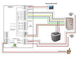 need wiring assistance for thermostat swap change doityourself honeywell prestigeiaqw2stagecondenser zpsd28c57cb jpg views 26265 size 36 1 kb