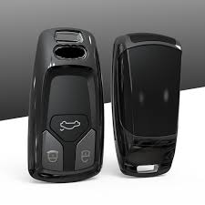 <b>Чехол для ключа</b> автомобиля для Audi A4 Allroad B9 Q5 Q7 TT ...