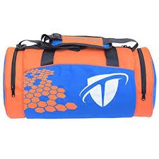 Triumph Pro-66 <b>New</b> Navy/Orange Multipurpose <b>Gym Sports Bag</b> ...