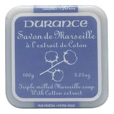Купить <b>натуральное мыло Triple Milled</b> Marseille Soap With Cotton ...