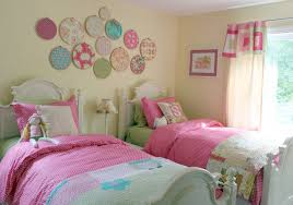 design decoration girls bedroom