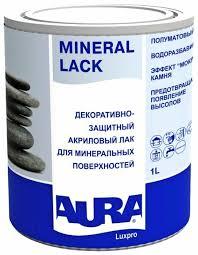 <b>Лак Aura Mineral</b> Lack (1 л) полиакриловый — купить по выгодной ...