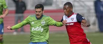 Seattle Sounders 1, FC Dallas 2 | 2019 MLS Preseason Match Recap