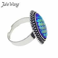 <b>Julie Wang</b> 1 pcs/pack Mermaid Scales Dreams Fairy Tale Style ...