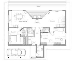 Small Modern House Plans Flat Roof   SpeedchicblogSmall Modern House Plans Flat Roof