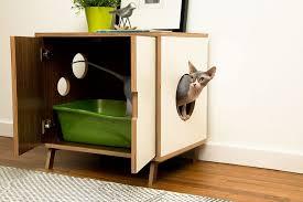 cat litter box cabinet cat litter box furniture diy
