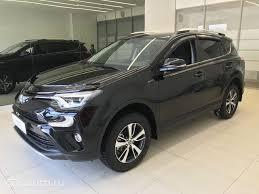 Купить новый Toyota RAV 4 IV (CA40) Рестайлинг в Новосибирске