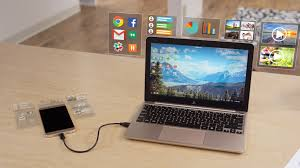 The Superbook: Turn your smartphone into a <b>laptop</b> for $99 by ...