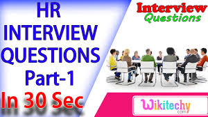 tell me something about yourself hr interview questions and tell me something about yourself 1 hr interview questions and answers for freshers