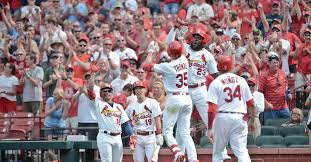 Every Cardinals Grand Slam from 2019 (so far) - A Hunt and Peck ...