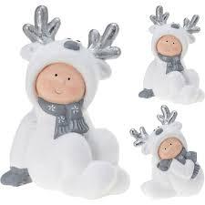 Новогодний сувенир <b>Малыш в костюме</b> олененка купить по цене ...