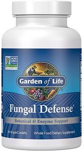 Garden Of Life <b>Fungal Defense</b> (<b>84 Caplets</b>): Amazon.co.uk: Health ...