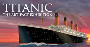 Image result for Titanic: The Artifact Exhibition
