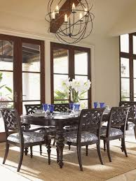 Tommy Bahama Dining Room Furniture Collection Royal Kahala Islands Edge Dining Table Lexington Home Brands