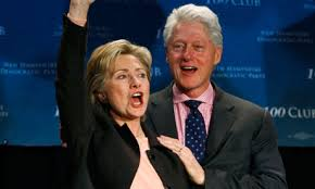 Image result for bill and hillary clinton