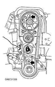 2003 ford focus drive belt water pump diagram fixya were to a2001 ford focus se water pump and pully diagram